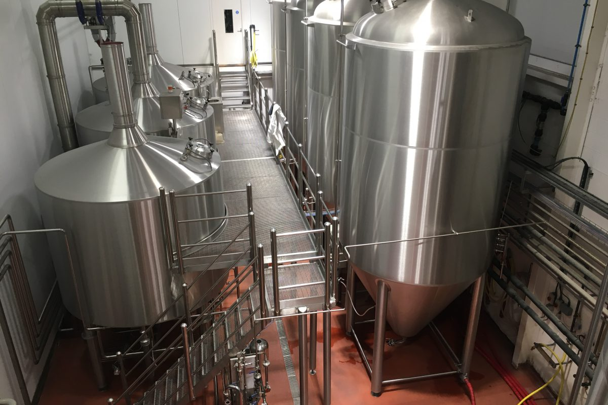 Randalls Brewery Tours